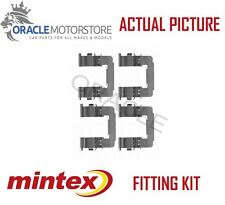 NEW MINTEX FRONT BRAKE PADS ACCESORY KIT SHIMS GENUINE OE QUALITY MBA1742