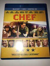 Chef (Blu-ray + DVD )