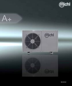 Wärmepumpe Michl Luft/-Wasser 3,5 kW Monoblock MLWP-D03