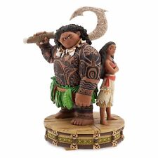 NEW Disney Store Maui and Moana Limited Edition Figurine - Large Figurine 1700