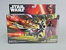 Star Wars ELITE SPEEDER BIKE + Storm Trooper FIGURE -NEW-  #obt