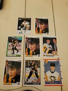 Jaromir Jagr Card Lot 1990-91