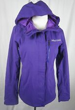 Womens Marmot Rincon Rain Coat Jacket Hard Ski Shell Hiking Berry Purple XS $140