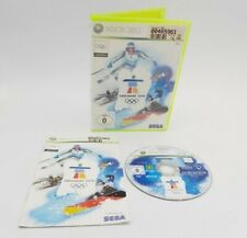 Vancouver 2010 Olympia Official Video Game Xbox 360 komplett akzeptabl. Zustand