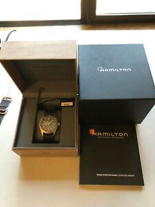 Hamilton Khaki Mechanical Field Watch
