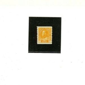 """CANADA STAMP # 126  MVLH  F-VF   """"King George V""""  1912 issue    Coil Single"""