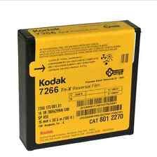 Kodak Tri-X 7266 16mm TRX455 100' Black & White Reversal Movie Film 8012270 *NEW
