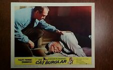 Rare 1961 Original Lobby Card - Cat Burglar - 11x14, Jack Hogan, June Kenney