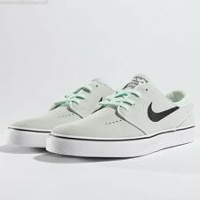Nike Zoom Stefan Janoski  Mint Green Black Trainers Shoes Size UK 9.5 EU 44.5