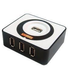 STLAB N-330 4-Port USB Server LAN Network for Printer Scanner HDD LPD/LPR DHCP