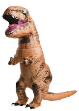 Taille Adulte Gonflable T-Rex Dinosaure Costume