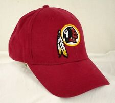 Washington Redskins Baseball Hat Cap Red Reebok RBK NFL EUC
