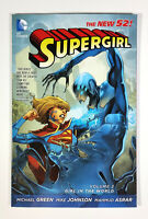 "Supergirl Vol. 2 ""Girl in the World"" DC New 52 (2013) DC Comics - TPB/Softcover"