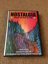 Nostalgia CD pack July 23rd 2016 Event [ Dreamscape Helter Skelter Fantazia ]