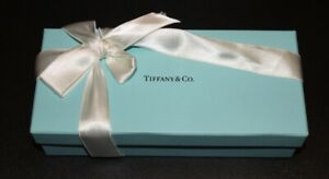 Tiffany Co Pen Pencil Boxed Set Chrome Gold Plated Germany