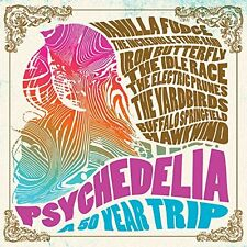Psychedelia A 50 Year Trip [CD]