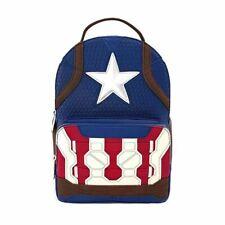 Loungefly x Marvel Captain America Endgame Hero Mini Backpack
