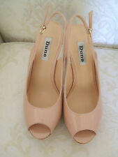 Dune Patent Leather Slim High Heel (3-4.5 in.) Women's Shoes