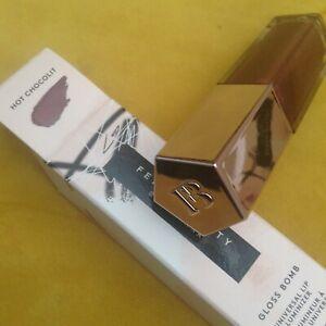 BRAND NEW BOXED FENTY BEAUTY BY RIHANNA GLOSS BOMB UNIVERSAL LIP LUMINIZER - HOT