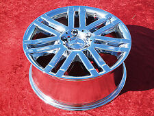 """Mercedes 204 C300 Wheel Rim Alloy Rear 17 Inch 17"""" 2044010302 65523 Oem"""