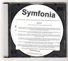 (FZ717) Symfonia, Come By The Hills - 2011 DJ CD