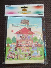 Animal Crossing Happy Home Designer Amiibo Card Binder Book Album Hori Nintendo