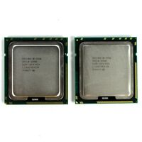Lot of 2 Intel Xeon E5506 Quad-Core 2.13GHz 4MB LGA1366 SLBF8 CPU Processor