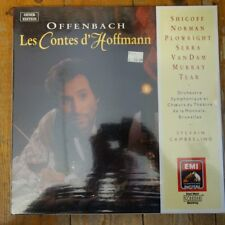 Ex 165 7 49641 1 Offenbach Contes d'Hoffmann/camberling 3 LP BOX SEALED
