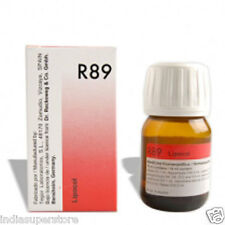 Dr Reckeweg Germany R89 Hair Care Drops Homeopathic Medicine Baldness Grey Hair