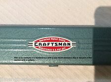 """Craftsman lathe vintage style 40's decal 3"""" 2 for 1"""