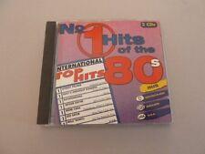 No.1 Hits of the 80's (32 tracks) Irene Cara, Taylor Dayne, Gwen Guthri.. [2 CD]