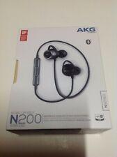 AKG N200 Wireless Bluetooth Earbuds - Black