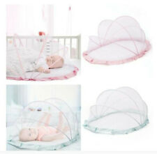 Summer Baby Mosquito Net Foldable Shading Crib Portable Folding Travel Bed Tent