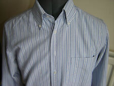 SERGIO TACCHINI - MENS LONG-SLEEVED SHIRT - LARGE - EXCELLENT CONDITION