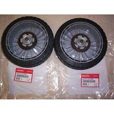 Honda Rear Drive Wheels (2) HRT216 HRR216 HRS216 HRZ216 Part # 42710-VE2-M01ZE
