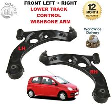 FOR DAIHATSU CHARADE 1.0 FRONT RIGHT + LEFT LOWER TRACK CONTROL WISHBONE ARMS
