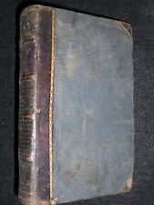 The Poor Man's Best Companion - Rev Richard Baxter - 1812 - RARE Sermons/Prayers