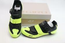 New Giro Women's Solara II Cycling Road Bike Shoes 36 5 Highlight Yellow Black