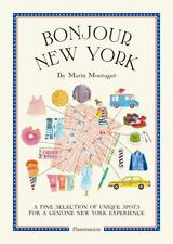 Bonjour New York: By Montagut, Marin