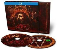 Slayer - Repentless [New CD] With Blu-Ray, Digipack Packaging