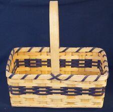 Authentic wood Handmade Amish Fruit Basket