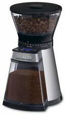 Electric Burr Mill Coffee Grinder Programmable Conical Automatic Espresso French