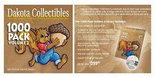 Dakota Collectibles Embroidery Machine Design CD 1000 Pack Vol 2 (1000PK2)