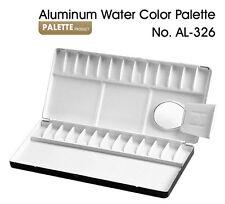 HEUNG IL Aluminum Watercolor Palette 13,20,26,30,35,39,65 Compartments AL-326