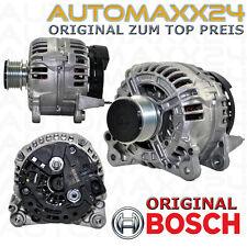 GENERATOR–VW BORA–028903030A–120A–ORIGINAL BOSCH NEU