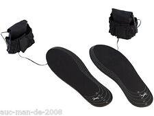 Elektrisch beheizte beheizbare Schuheinlagen Universalgröße 38 - 46 SCHUHHEIZUNG