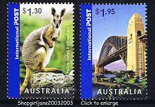 2007 Australia Country to Coast Wallaby Sydney Harbour Bridge International Post