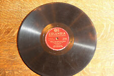 """1940s 78 Roy Acuff """"There's a Big Rock In the Road"""" """"Po' Folks"""" COLUMBIA V+"""