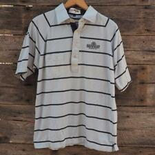 Vtg 1980's Mens Size Large La Mode Showboat Atlantic City Polo Shirt made in Usa