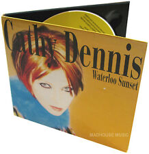 CATHY DENNIS CD Waterloo Sunset 4 Track RAY DAVIES KINKS Consolation Sunny